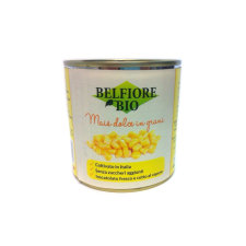 Sweet corn grains BELFIORE BIO