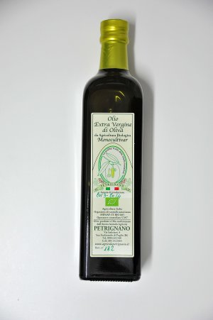 Extra Virgin Olive Oil Organic Light Fruity